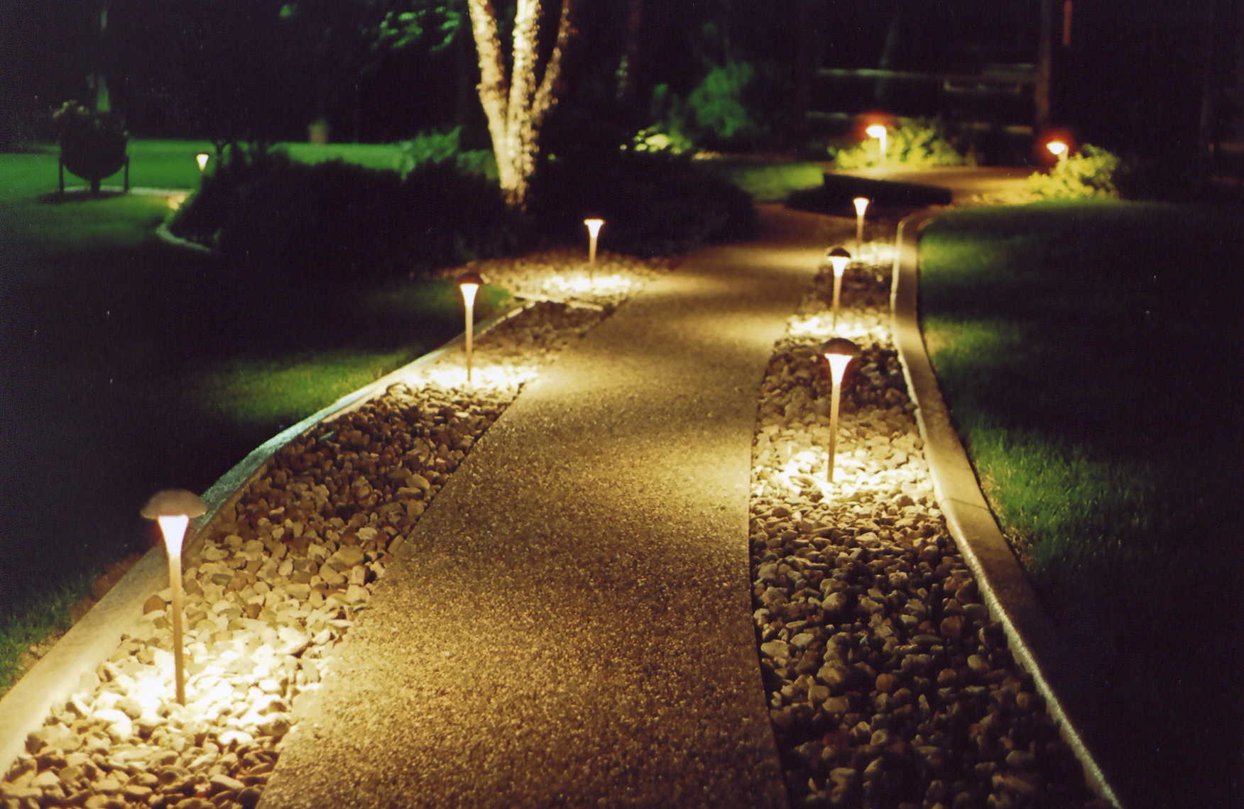 Aspen Landscaping Landscape Lighting Vernon Lake Country Kelowna