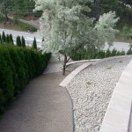 Lake Country landscape construction