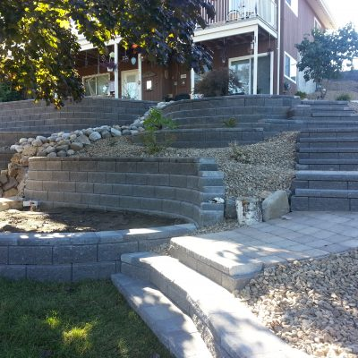Landscaping services in West Kelowna
