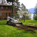 Landscape construction, Kelowna, Lake Country
